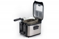 capri 25l stainless steel deep fryer 1500w