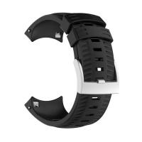 gg replacement strap for suunto 9 black accessory