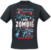 rock ts zombie poster gaming merchandise