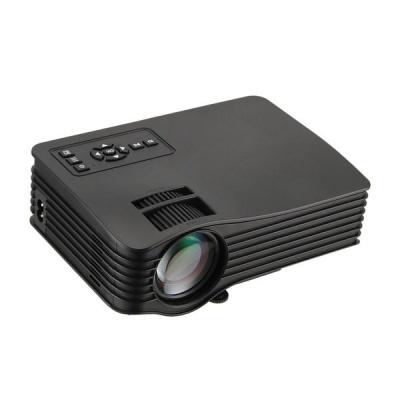 Photo of LMA- Portable LED WiFi Home Cinema Projector- Black