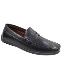 city style mens moccasin shoe