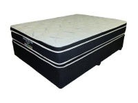 dream weaver double base and mattress bed