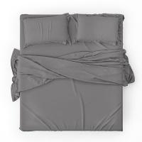 lifson products grey 1000 thread count duvet cover set duvet