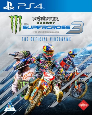 Photo of Milestone Monster Energy Supercross - The Official Videogame 3