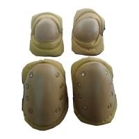 ballistic elbowknee pads coloured c658 pods bag