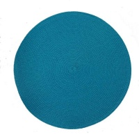 10 pack spiral placemat blue hob