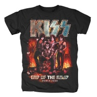 rock ts kiss end of the road gaming merchandise