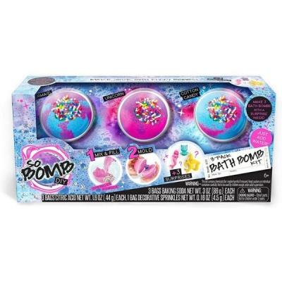 So Bomb DIY Bath Bomb Kit 3 Pack Cosmic