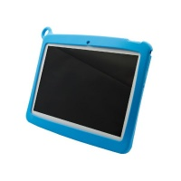 bubblegum junior 10 educational blue tablet pc
