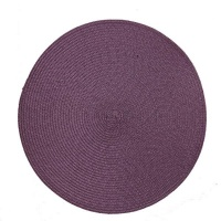 10 pack spiral placemat plum hob