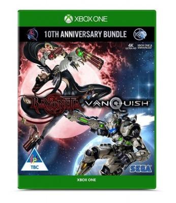 sega Bayonetta Vanquish 10th Anniversary