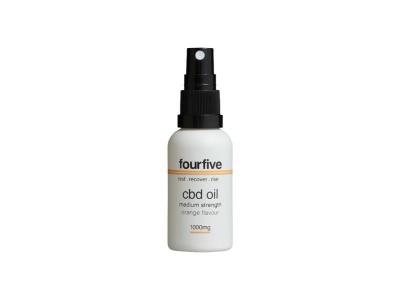 Photo of 1000mg Orange Flavour CBD Oil