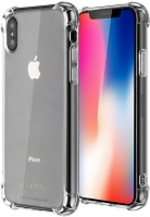 CellTime iPhone X XS Clear Shock Resistant Armor Cover
