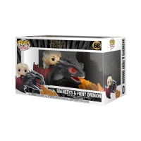 Funko PopGame Of Thrones Daenerys And Fiery Dragon