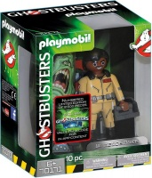 Playmobil Ghostbusters Collectors Edition W Zeddemore 70171