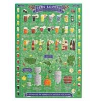 Ridleys Beer Lovers 500 Piece