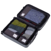 Troika Travel Compression Bag Set Business Packing Cubes