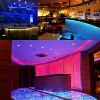 Mr Universal Lighting 12V RGB LED Strip Light kits 5m