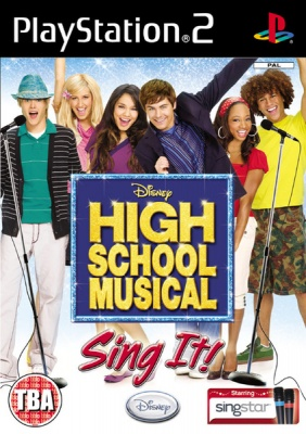 Photo of High School Musical: Sing It! PS2 Game