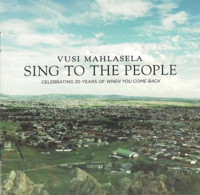 Photo of Vusi Mahlasela - Sing to the People