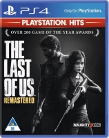 the last of us remastered playstation hits ps4