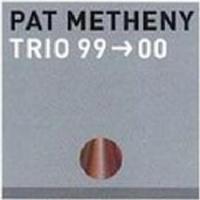 pat metheny trio 99 00 cd