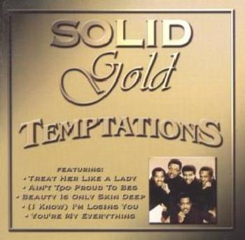 Photo of Temptations - Solid Gold
