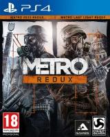 metro complete redux ps4