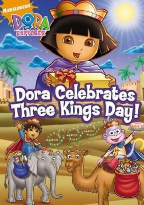 Dora The Explorer Dora Celebrates Three Kings Day