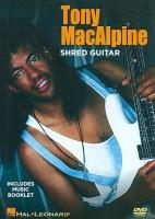 Tony Macalpine Shred Guitar Instruction