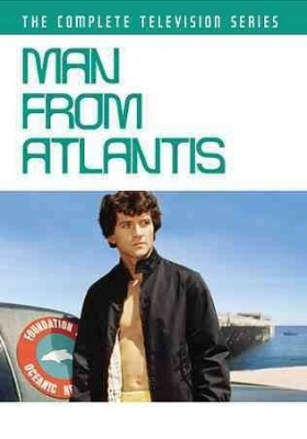Man From Atlantis Complete Television Series