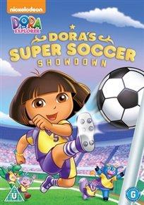 Dora The Explorer Doras Super Soccer Showdown