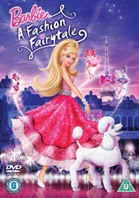 Photo of Barbie In A Fashion Fairytale
