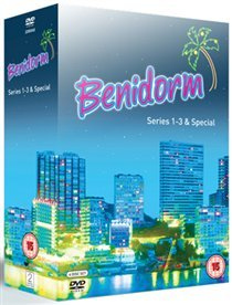 Benidorm Series 1 3 and the Special