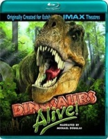 imax dinosaurs alive blu ray movie