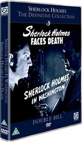 Photo of Sherlock Holmes: In Washington/Faces Death