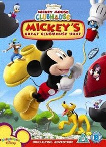 Photo of Disney's Mickey Mouse Clubhouse: Mickey's Great Clubhouse Hunt