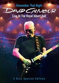 Photo of David Gilmour - Remember That Night: Live At the Royal Albert Hall