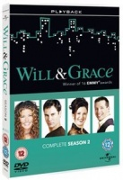 Will and Grace The Complete Series 2