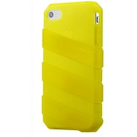 cooler master claw iphone cover yellow