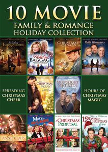 Photo of 10 Movie Family & Romance Holiday Collection