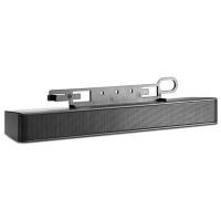 hp lcd speaker bar for 2w rms usb