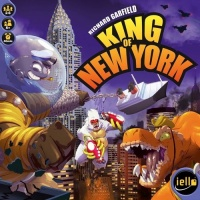 King of Tokyo King Of New York Board Game
