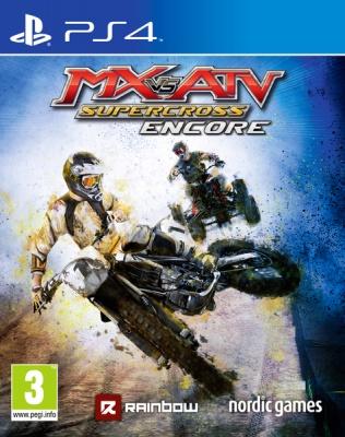 Photo of Nordic Games Publishing AB MX Vs ATV: Supercross