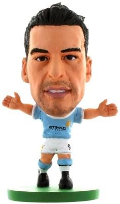 Photo of Soccerstarz Figure - Man City Alvaro Negredo - Home Kit