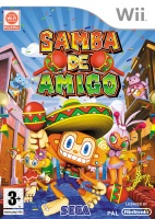 SEGA Europe Samba de Amigo