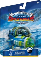 skylanders superchargers character dive bomber wave 1 for