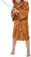 Star Wars Jedi Fleece Robe Tan Kids