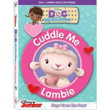 Photo of Doc McStuffins - Cuddle Me Lambie