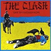 clash give em enough rope cd